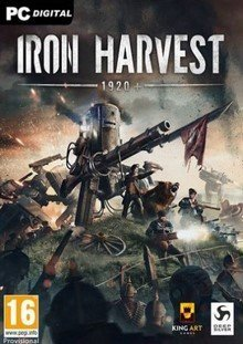 Iron Harvest - Digital Deluxe Edition