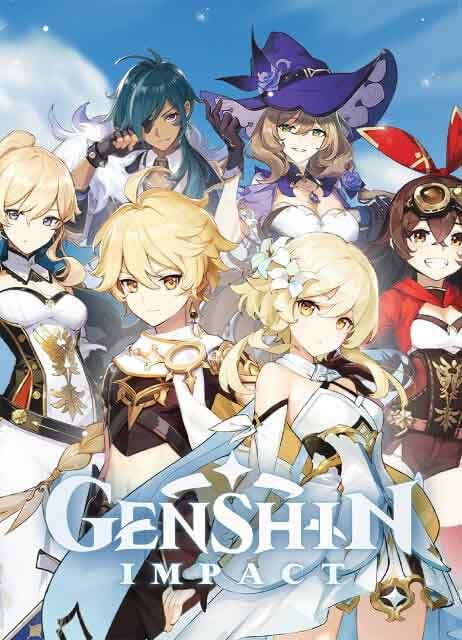 Genshin Impact Torrent Download For Pc